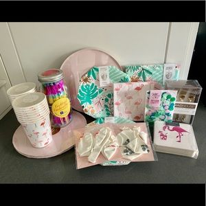 Other - Flamingo Themed Party Pack